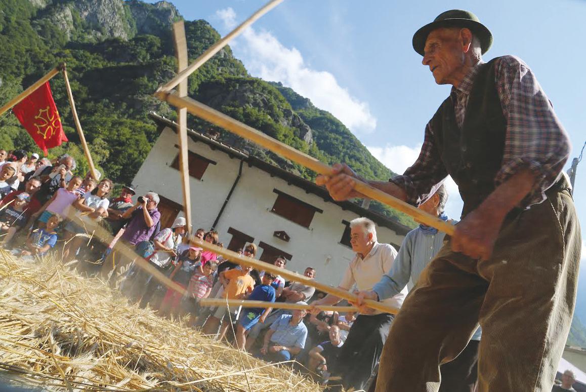La Guida - La festa della segale a Sant'Anna di Valdieri