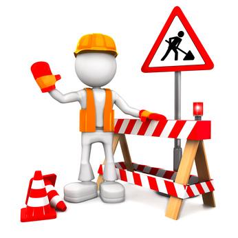 La Guida - Lavori in via Boggio e in via Peano