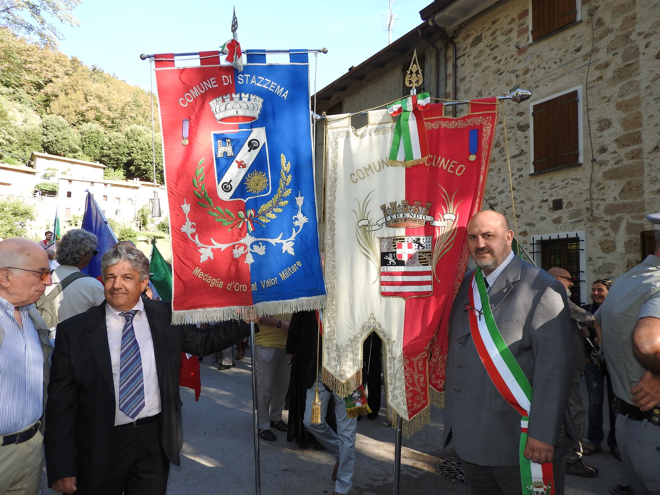 La Guida - Anche Cuneo per ricordare l'eccidio di Sant'Anna di Stazzema