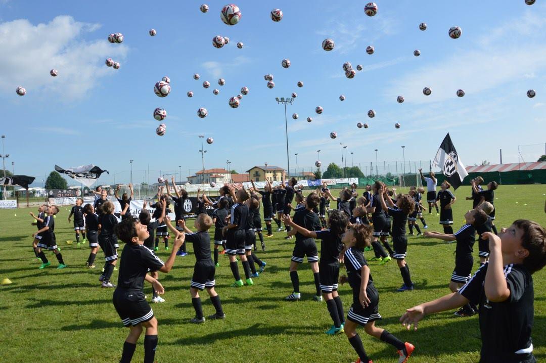 La Guida - Prove gratuite all'Olmo Scuola Calcio Juventus