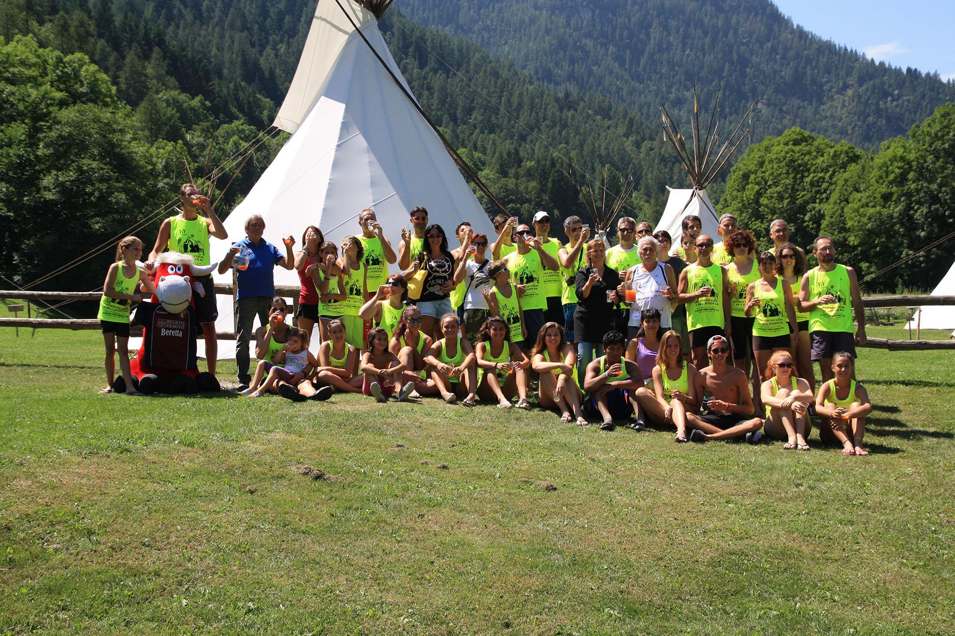 La Guida - Se la pallavolo va in montagna