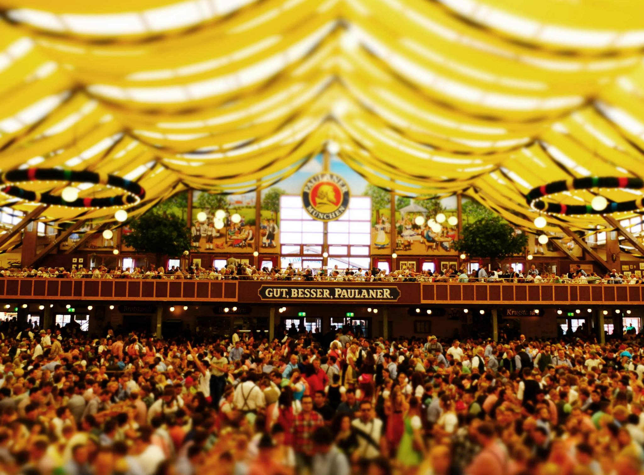 La Guida - Un grande luna park per l'Oktoberfest Cuneo