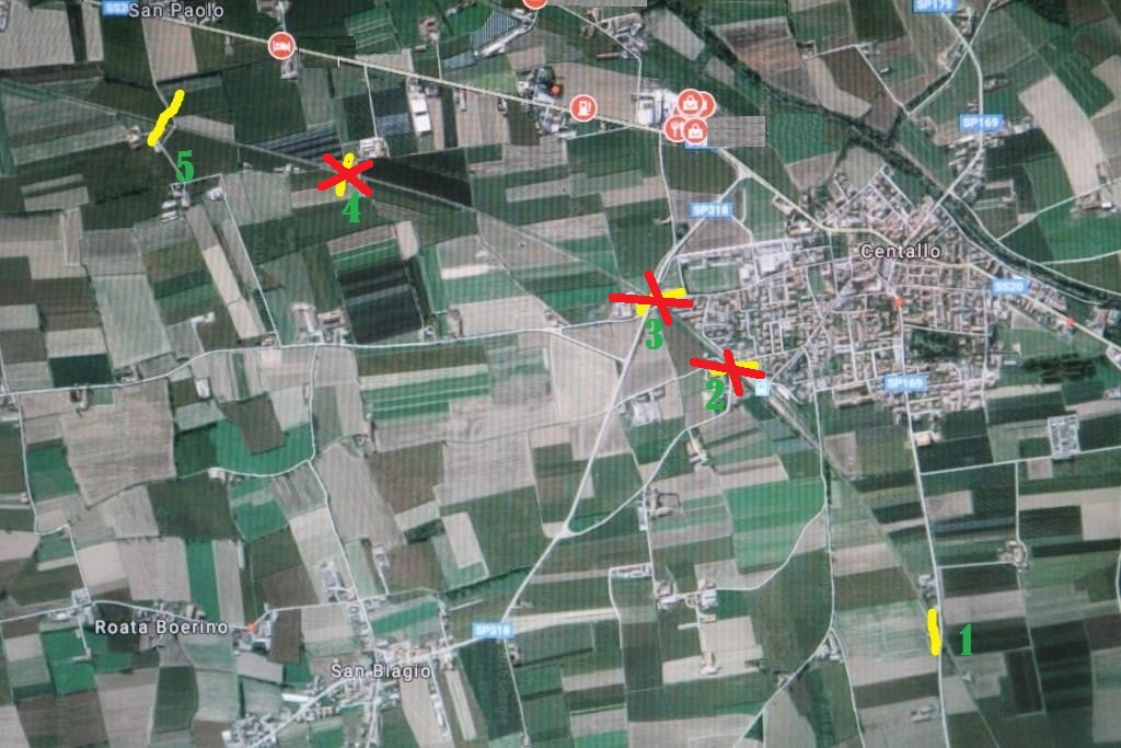 La Guida - Centallo, chiusura di tre passaggi a livello: i residenti non ci stanno
