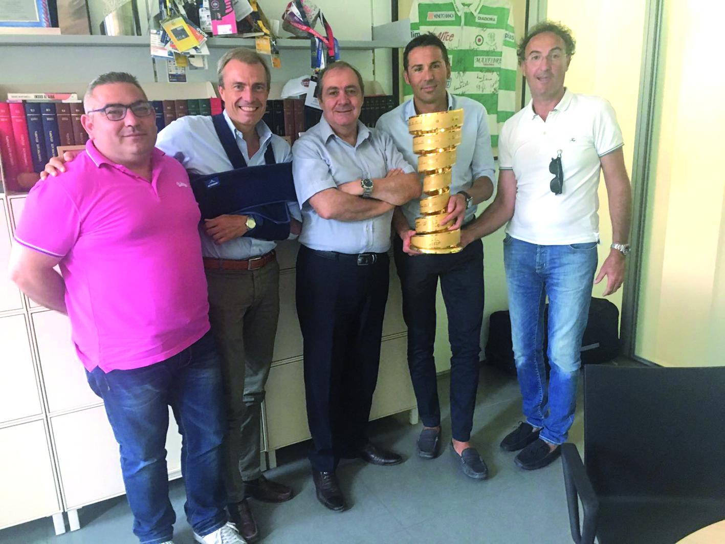 La Guida - La Cuneo-Pinerolo per il Giro del Centenario?