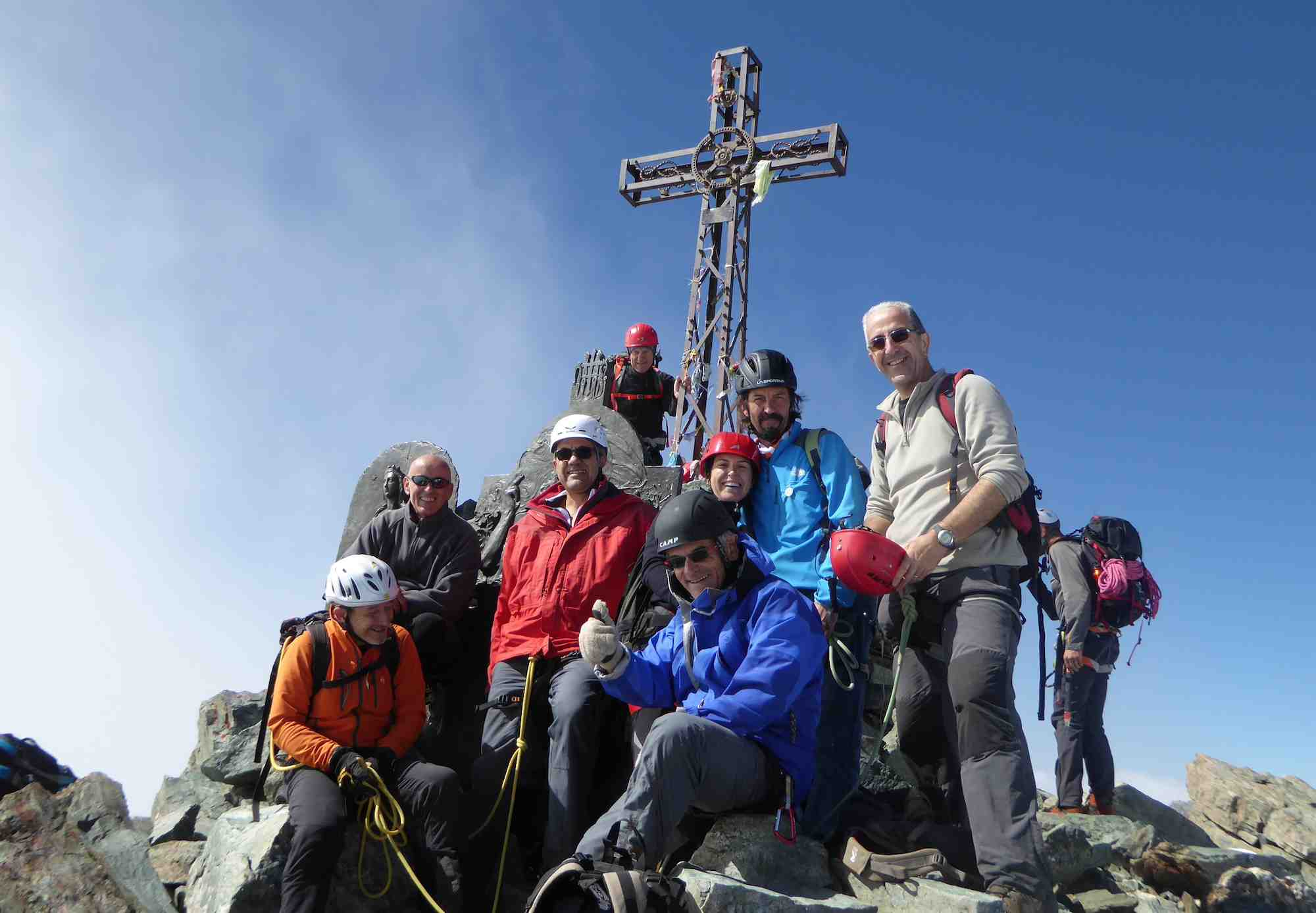 La Guida - Chiamparino e Valmaggia scalano il Monviso