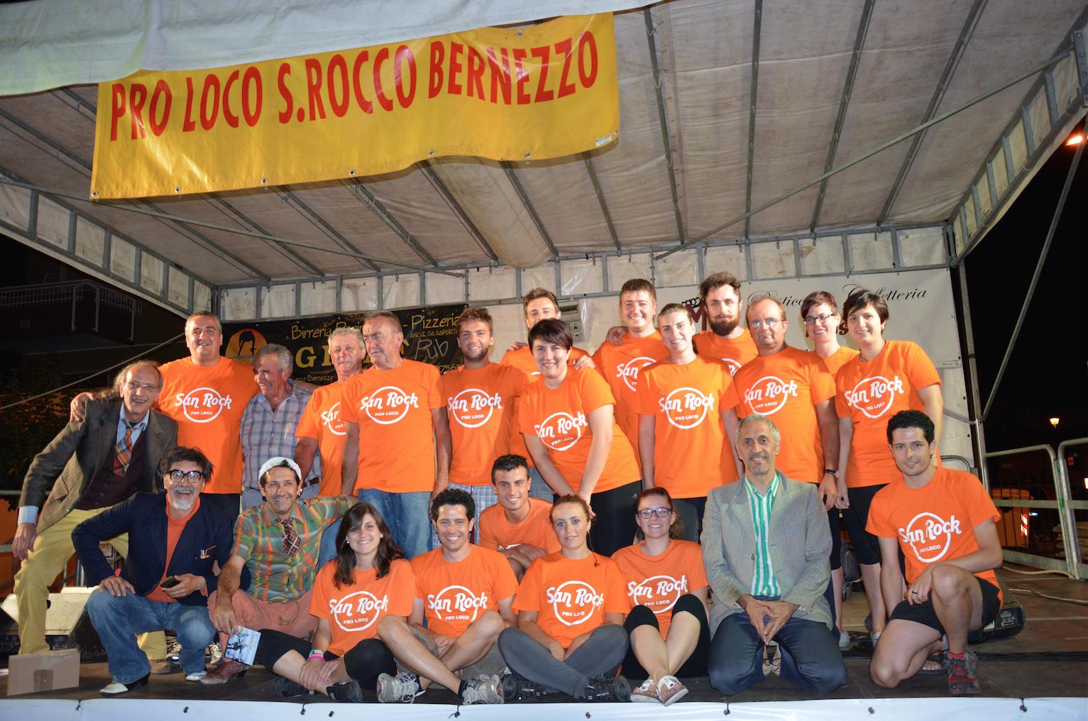 La Guida - San Rocco Bernezzo, agosto di festa