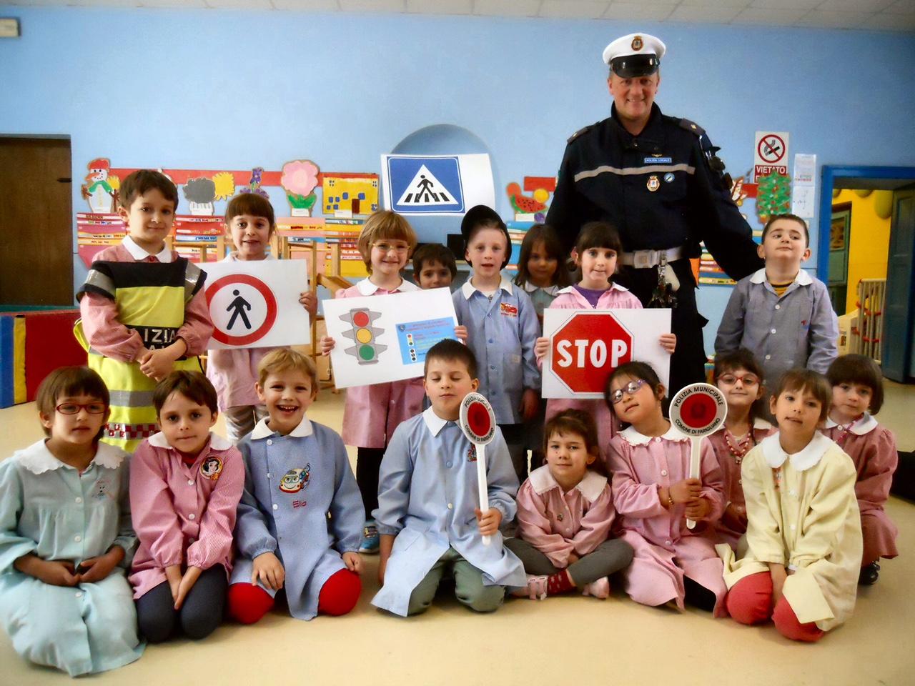 La Guida - A Farigliano un mese di educazione con la Polizia locale