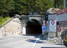 La Guida - Tunnel di Tenda chiuso per problema elettrico
