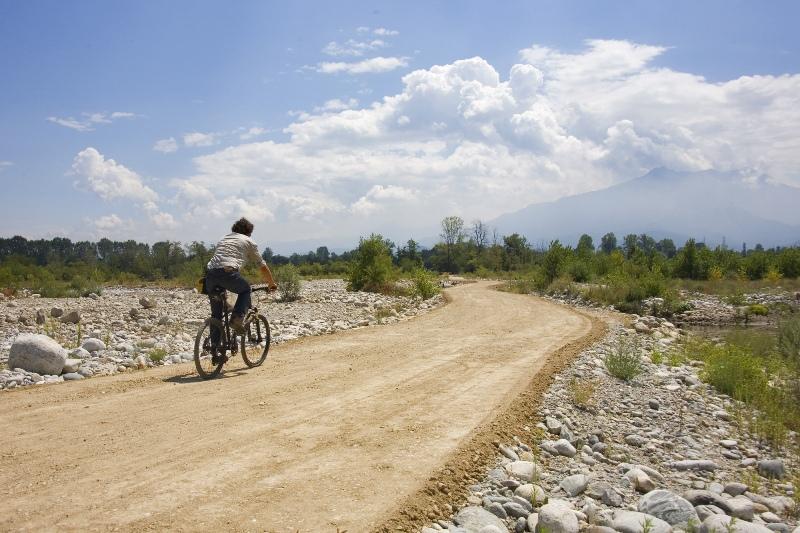 La Guida - Chiuso per lavori uno degli accessi alla pista ciclabile di Cuneo
