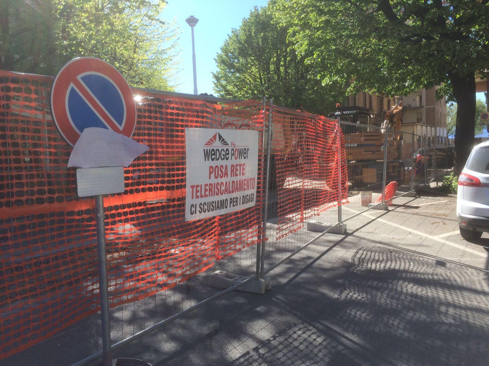 La Guida - Cuneo, ancora strade chiuse per i cantieri