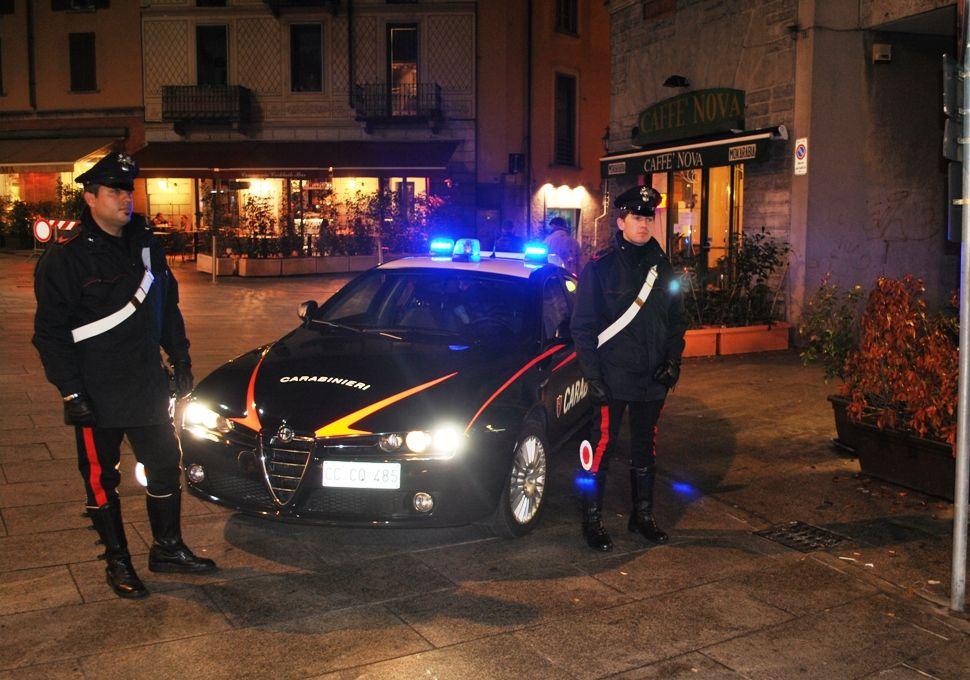 La Guida - Banda di professionisti dei furti bloccata dai Carabinieri
