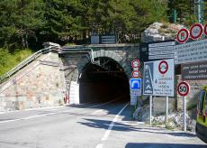 La Guida - Tunnel di Tenda chiuso per quattro notti
