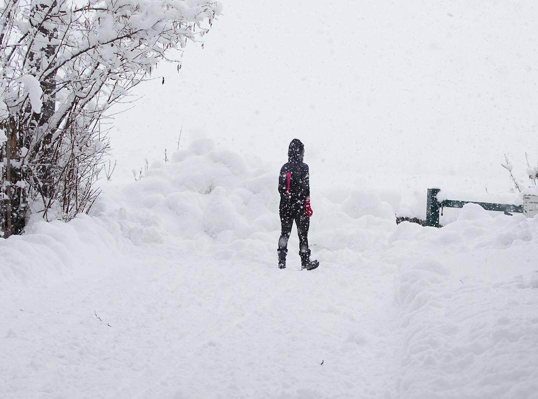 La Guida - Neve, a Peveragno tutte le scuole sono aperte