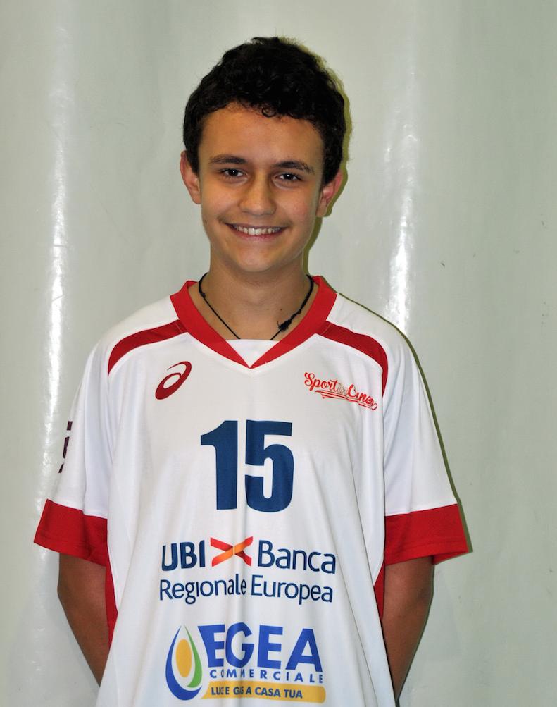 La Guida - Volley Under 14 maschile – Bre Cuneo Rossa nella fase regionale