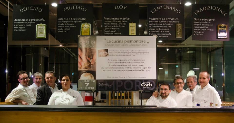 La Guida - Corsi di cucina con il Team Cuochi Chiapella