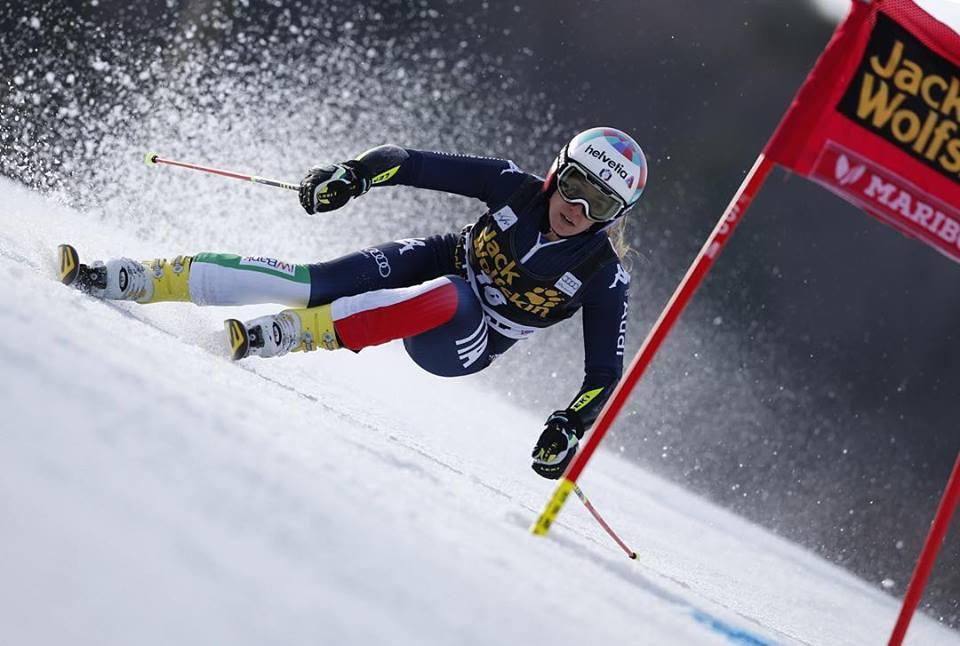 La Guida - Vince Federica Brignone, 41° posto per Marta Bassino