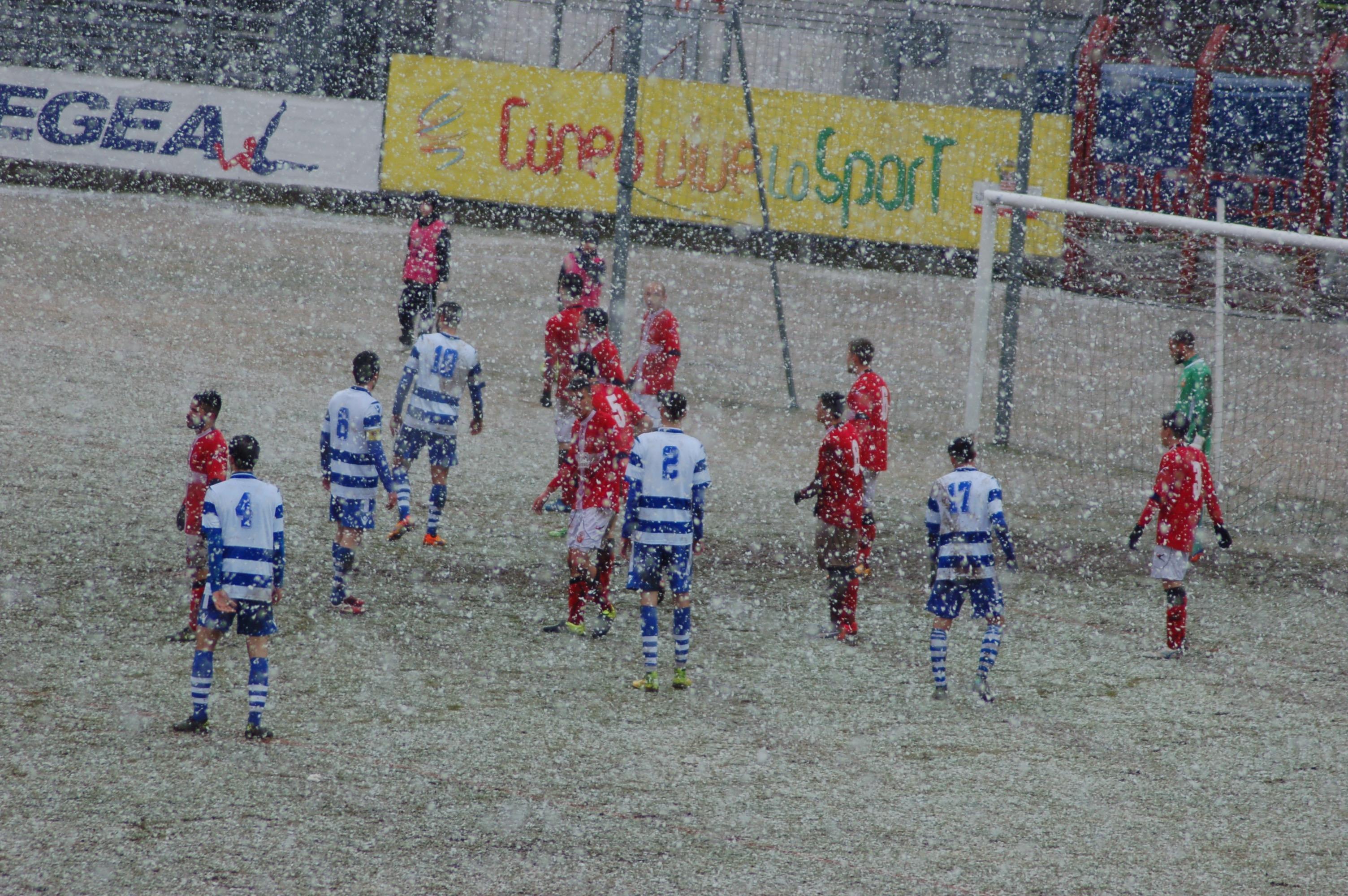 La Guida - Il Cuneo torna alla vittoria sotto la neve