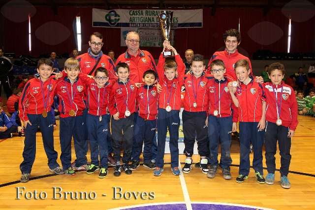 La Guida - Gran finale per il torneo giovanile di Boves