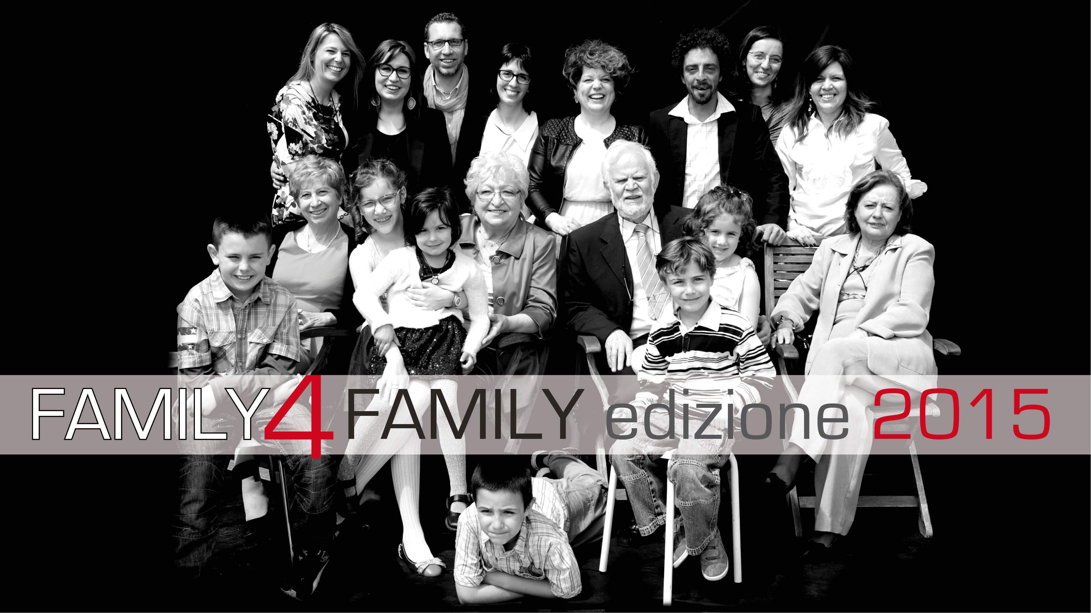 La Guida - Family4Family immortala 140 famiglie cuneesi