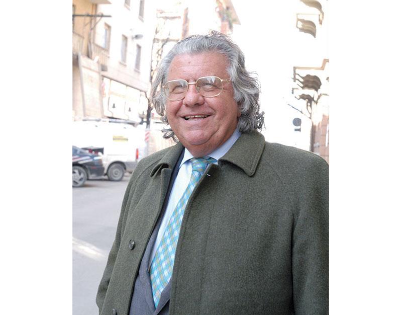 La Guida - Stroncato da infarto Gianni Vercellotti