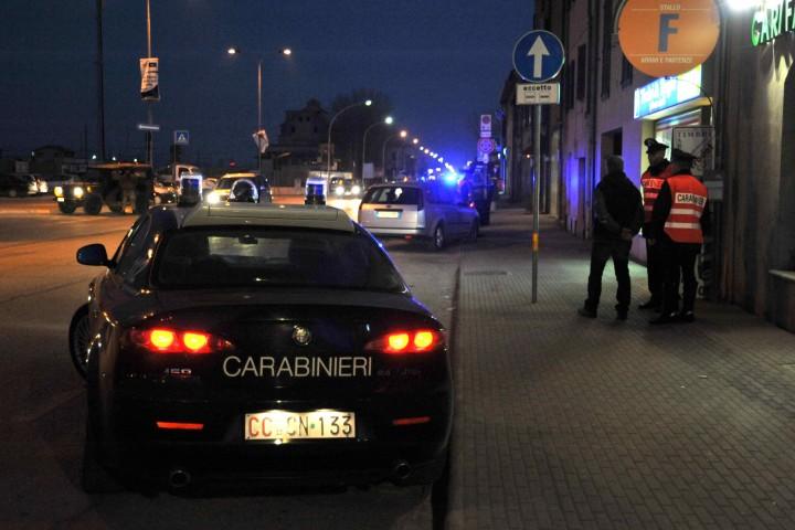 La Guida - 2.100 persone controllate dai Carabinieri