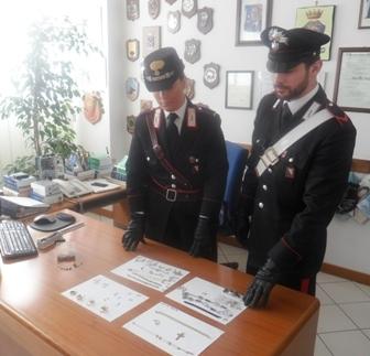 La Guida - 600 oggetti in oro: i Carabinieri cercano proprietari