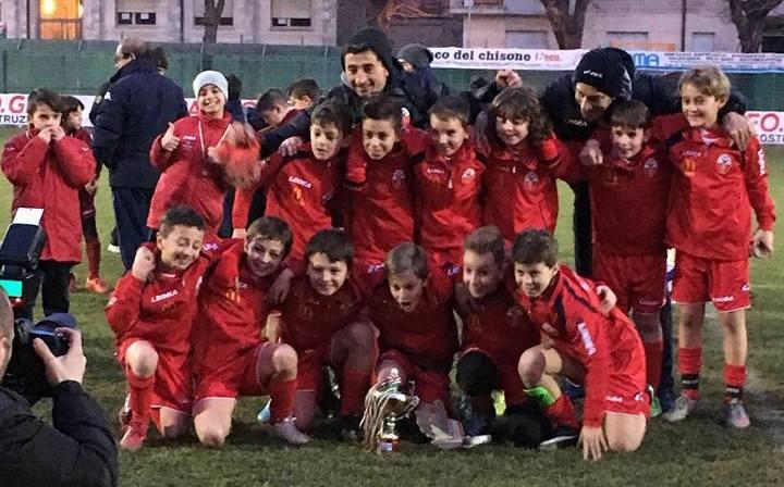 La Guida - I Pulcini del Cuneo vincono il torneo di Pinerolo