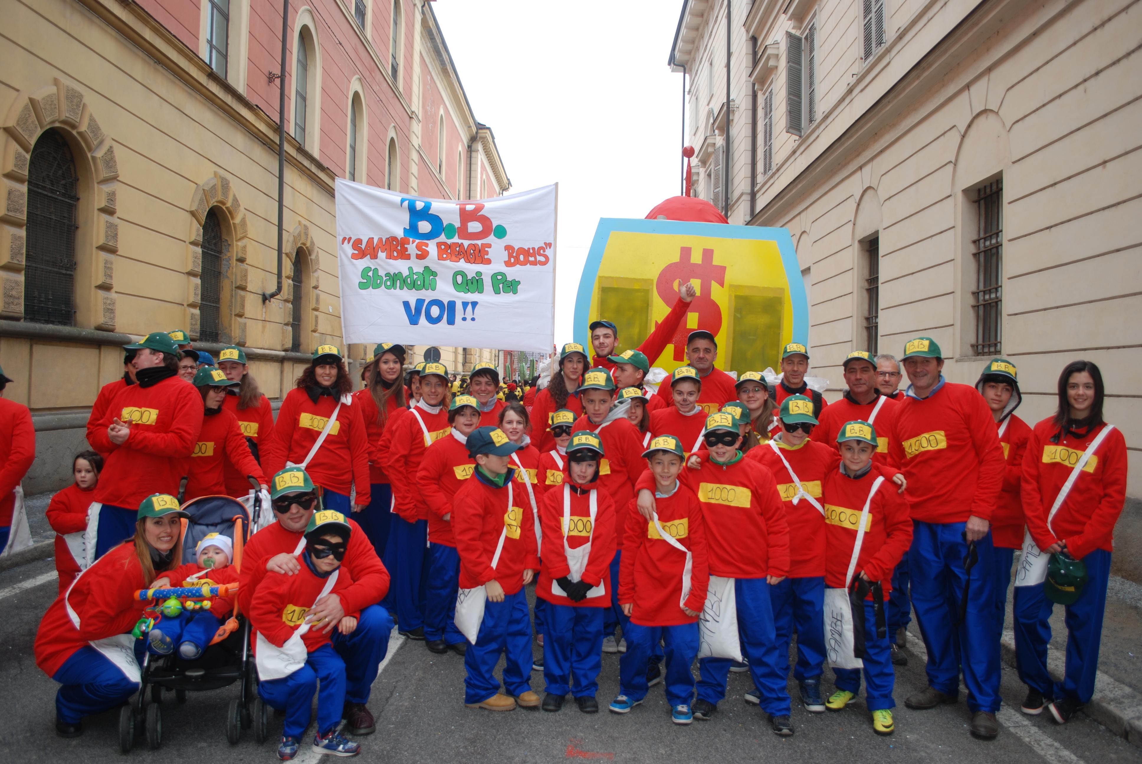 La Guida - Sabato e domenica il Carnevale a Cuneo