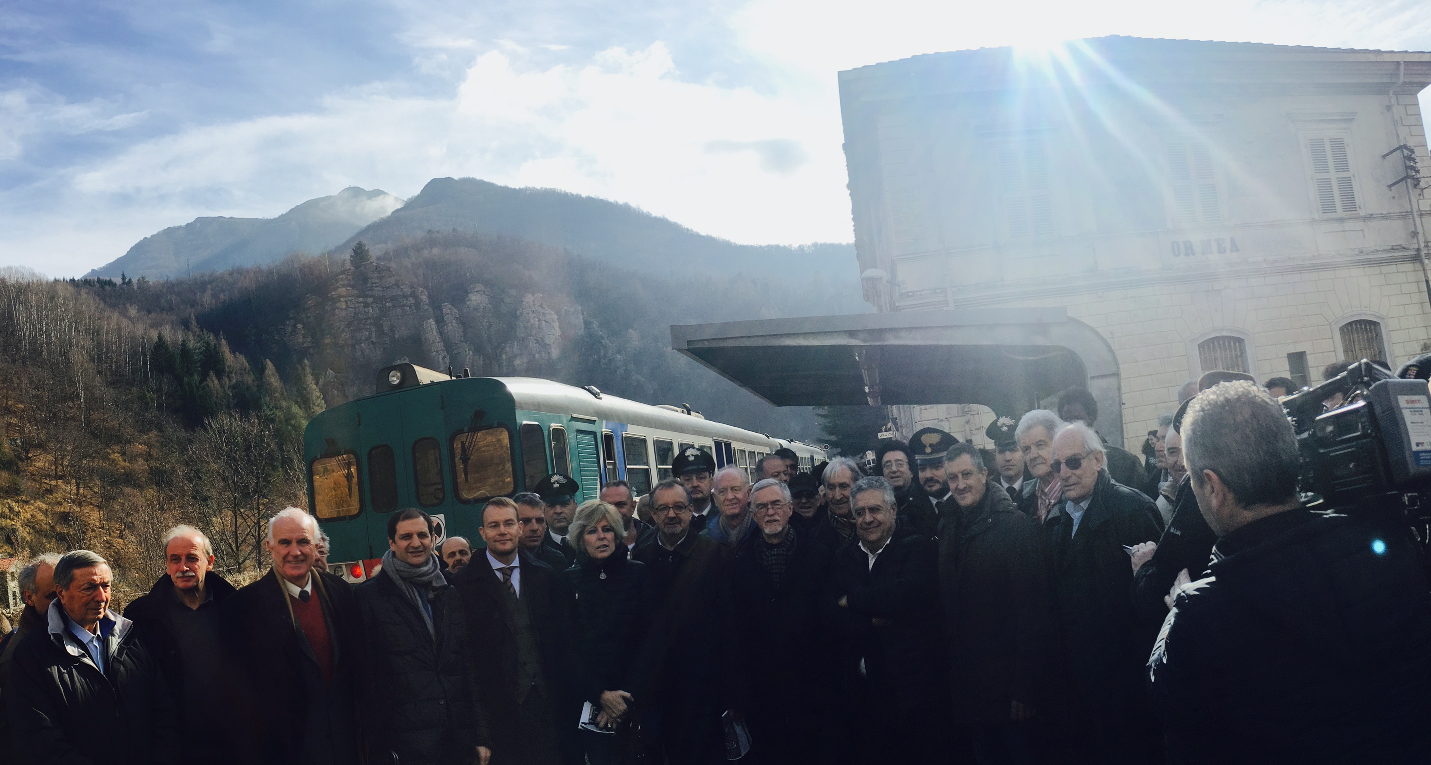 La Guida - Riapre al turismo la ferrovia Ceva-Ormea