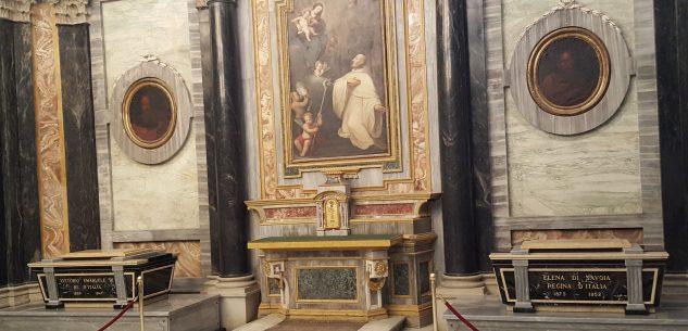 La Guida - La famiglia Savoia in visita al santuario di Vicoforte