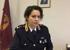 La Guida - Una nuova comandante per la Polizia stradale in Granda
