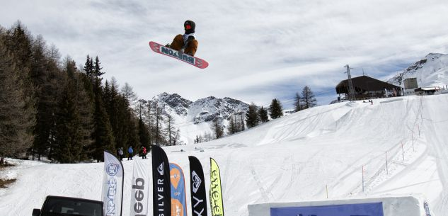 La Guida - I campioni di acrobazie sulle piste di Prato Nevoso