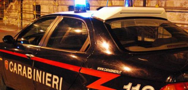 La Guida - Minaccia la convivente e picchia Carabinieri, arrestato