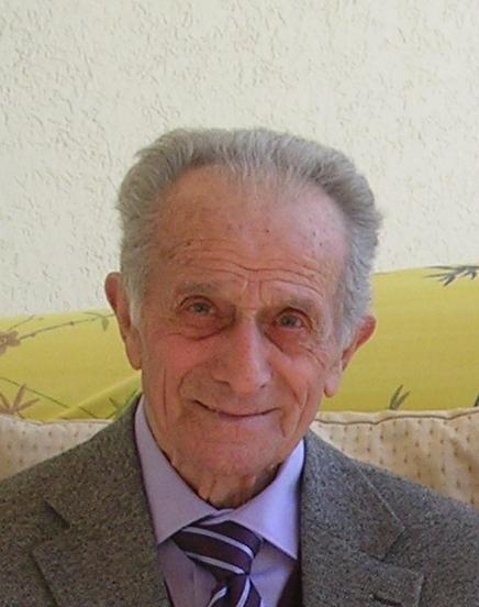 Primo piano di Giuseppe Pellutié