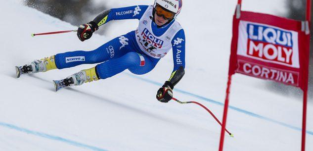 La Guida - Marta Bassino al secondo posto nella prima manche