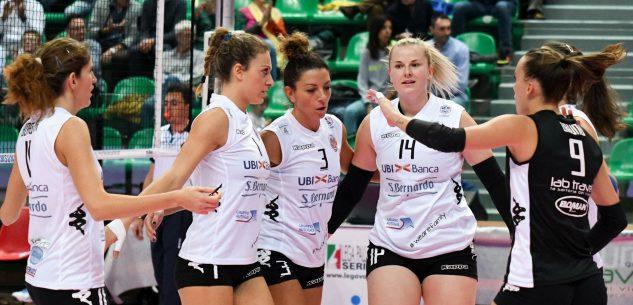 La Guida - Trasferta in Veneto per le ragazze della Cuneo Granda volley