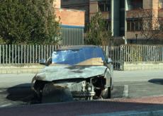 La Guida - Bruciate 4 auto del Consorzio Monviso Solidale