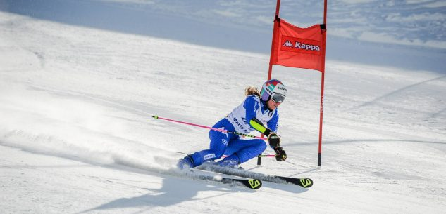 La Guida - Marta Bassino a Prato Nevoso si allena per la Corea