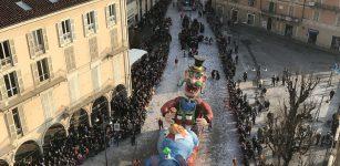 La Guida - Carnevale di Mondovì, domenica la sfilata