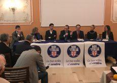La Guida - Costa e i candidati di Noi con l'Italia