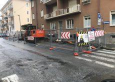 La Guida - Via Coppino rimane aperta fino a lunedì