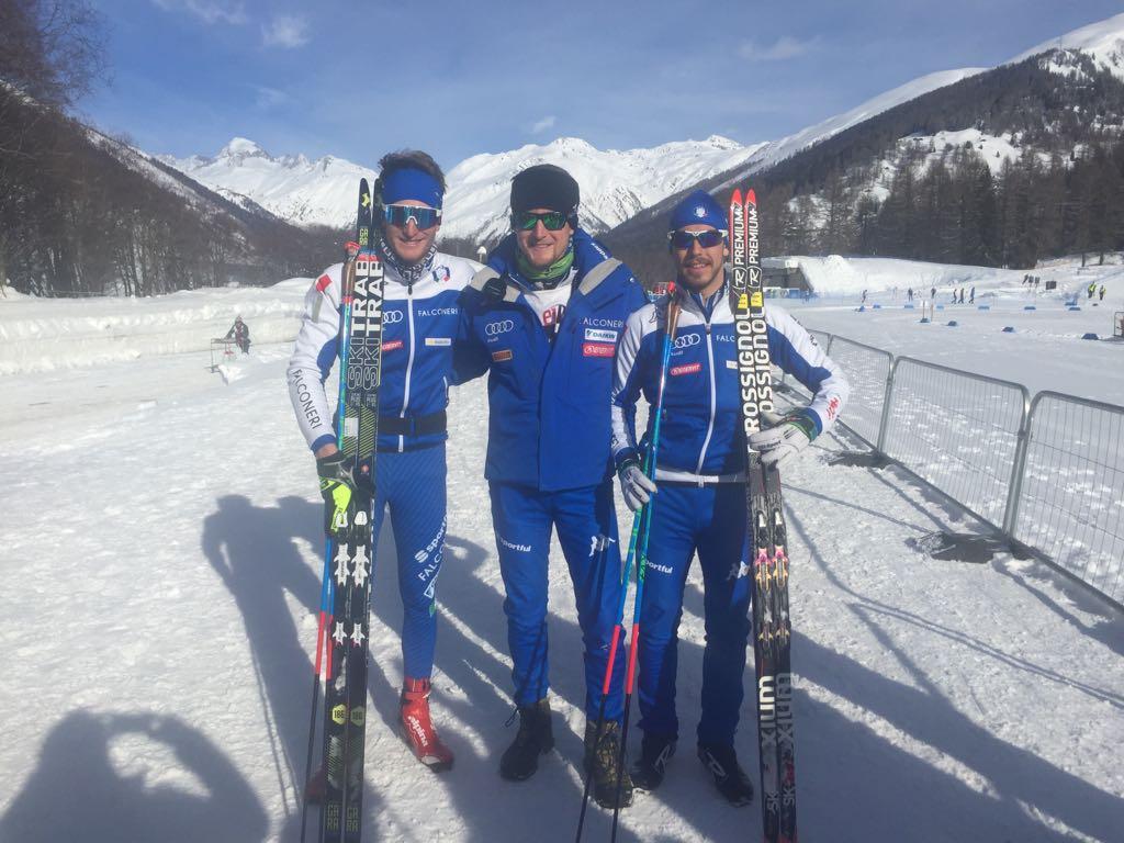 Daniele Serra e Lorenzo Romano