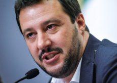 La Guida - Cuneo, Matteo Salvini al Cinema Monviso
