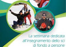 La Guida - In Valle Stura la settimana bianca per persone con disabilità