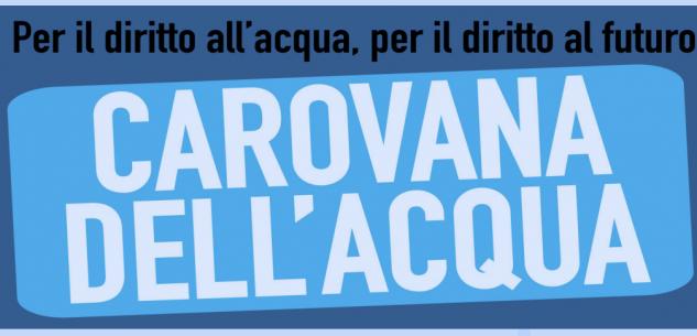 La Guida - La Carovana dell'acqua fa tappa a Cuneo
