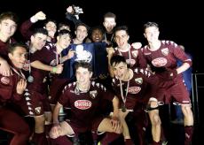 La Guida - Sandri, Enrici e Bongiovanni, tre cuneesi nel Torino che ha vinto il trofeo Beppe Viola