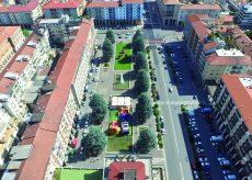 La Guida - Parcheggio sotterraneo in piazza Europa, esposto del Movimento Consumatori