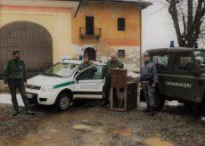 La Guida - Recuperato capriolo che si era rifugiato nel parco di una villa a Saluzzo