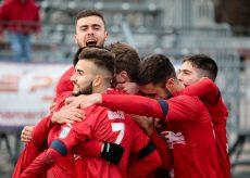 La Guida - Il Cuneo pareggia al 94′ ad Olbia contro l'Arzachena