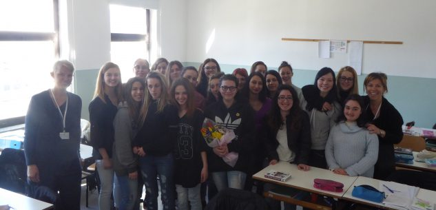 La Guida - L'Afp di Cuneo festeggia Sofia Piola
